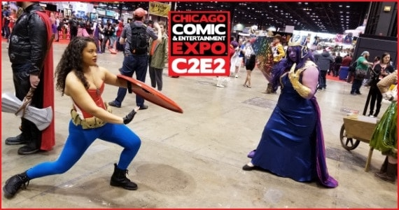 C2E2 Cosplay Friday Pt. 3 feature