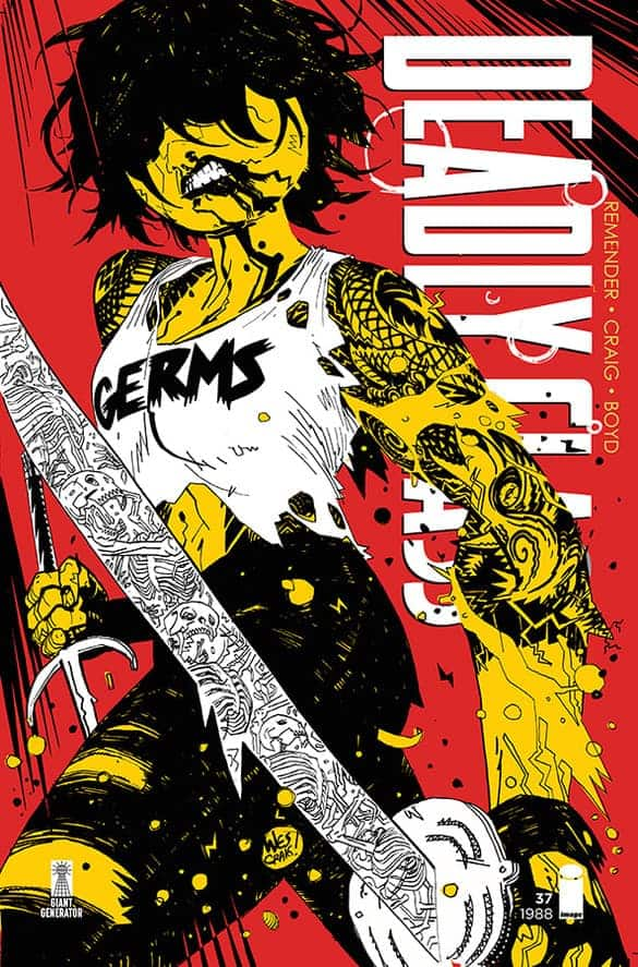 Deadly Class #37 - Cover A