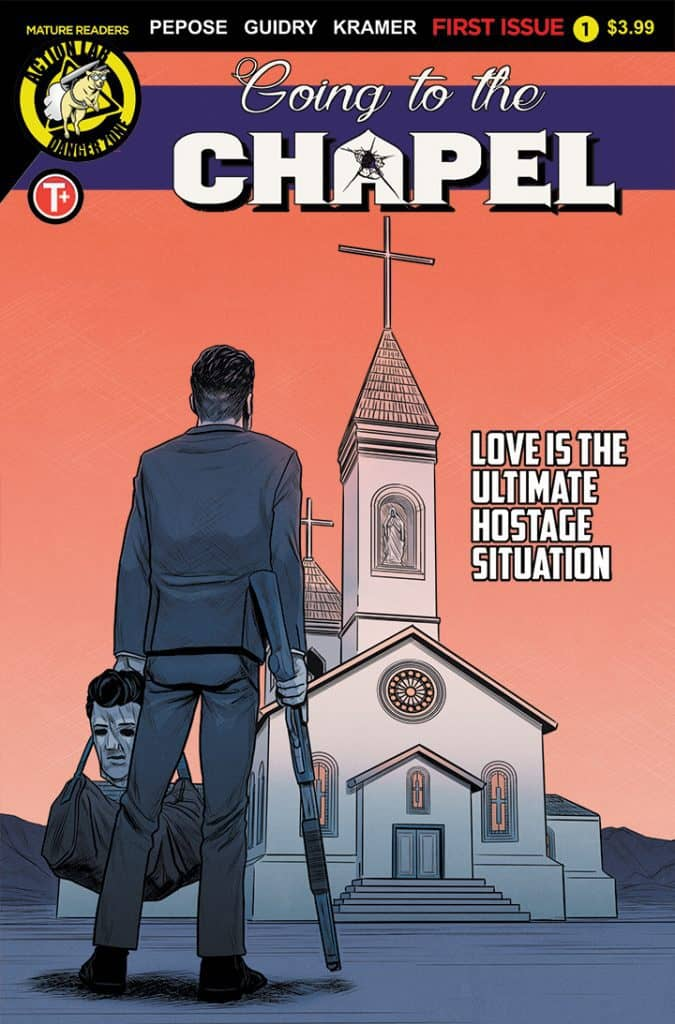 Going to the Chapel #1 - Cover C