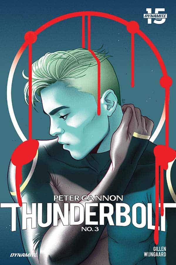 Peter Cannon: Thunderbolt (Vol. 2) #3 - Cover B