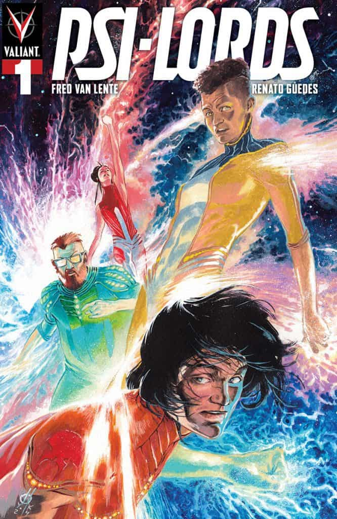 PSI-LORDS #1 - Cosmic Variant