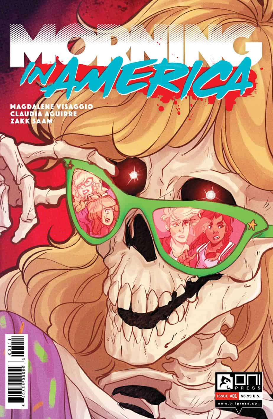 MORNING IN AMERICA #1 - Cover A