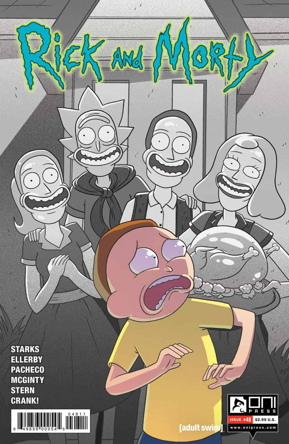 Rick and Morty™ #48 - Cover A