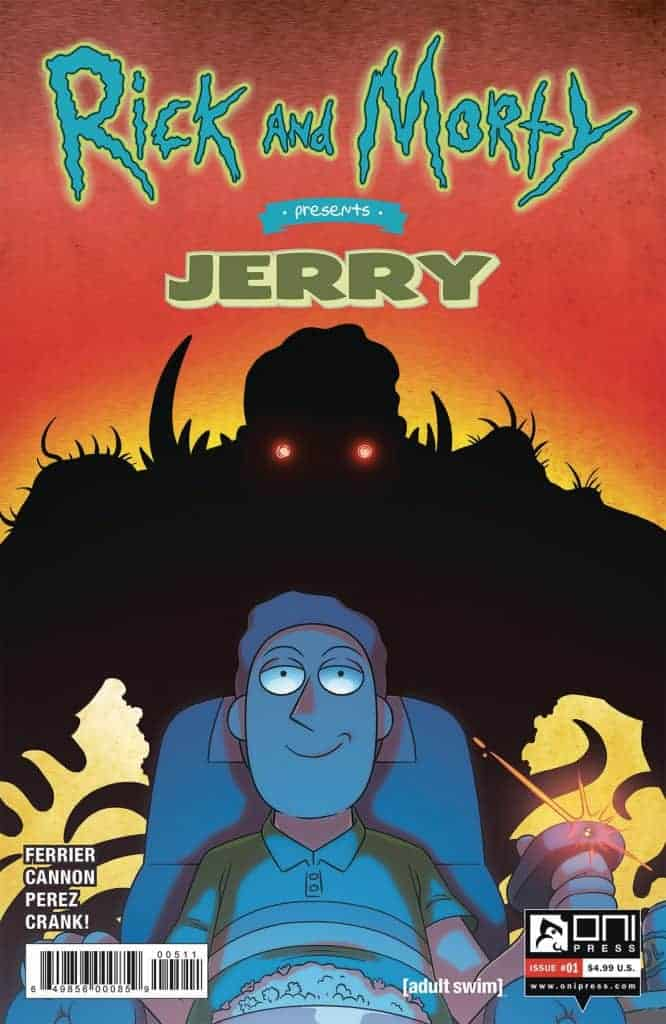 Rick and Morty™ Presents: Jerry #1 - Cover A