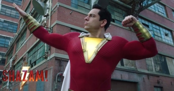 Shazam trailer feature