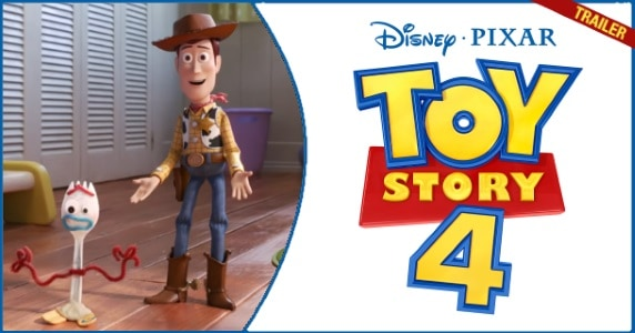 Toy Story 4 trailer feature