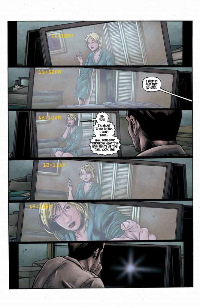 Vindication #2 preview page 1