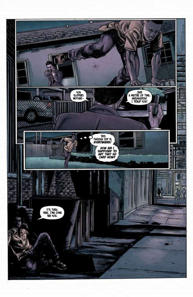 Vindication #2 preview page 3