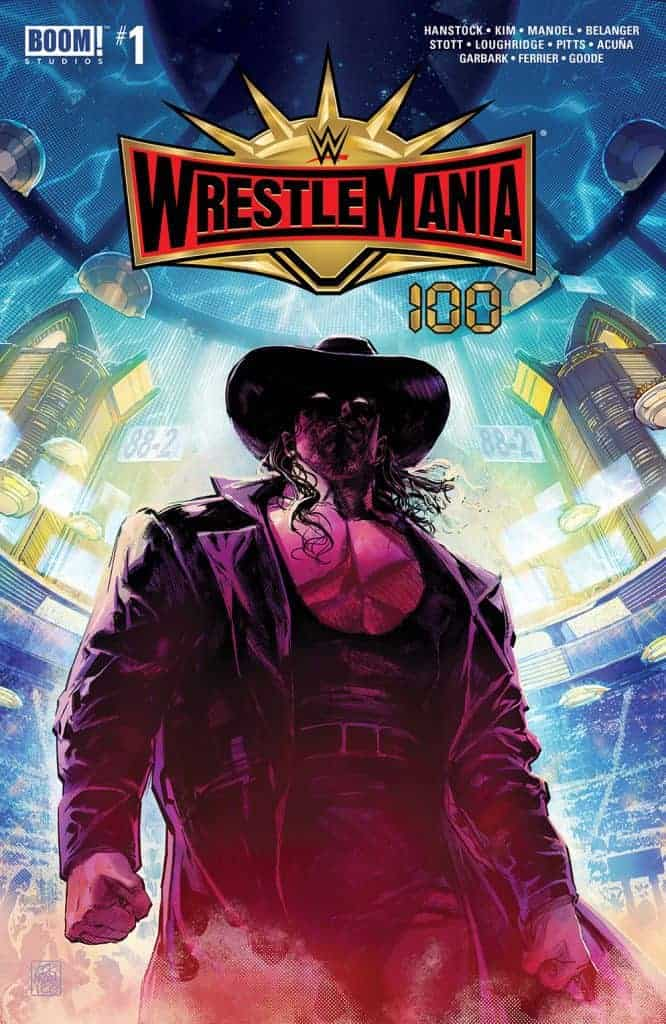 WWE WRESTLEMANIA 2019 SPECIAL - Preorder Cover