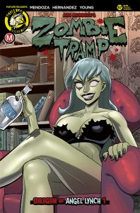 Zombie Tramp #57 Cover E Young