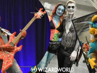 Wizard World Cleveland 2019 by Bruce W