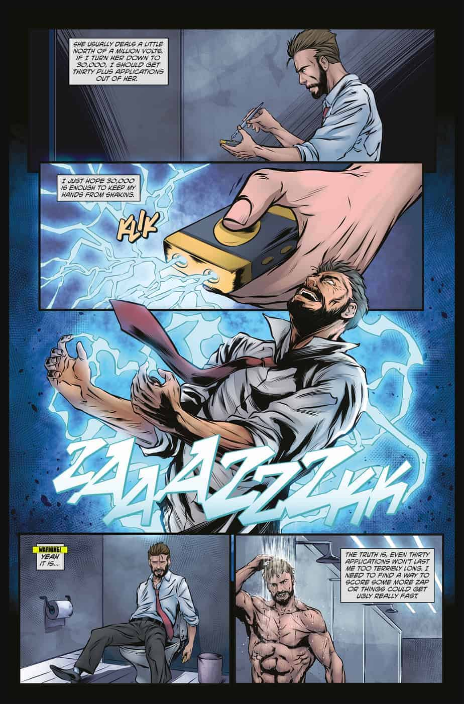Aberrant issue #6 page 11