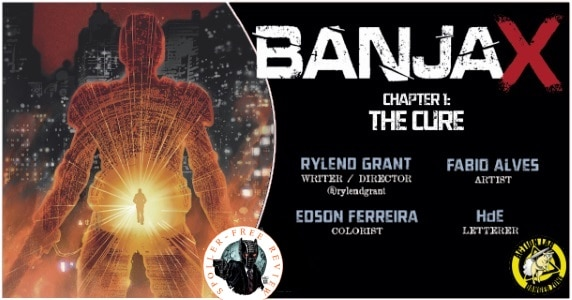 Banjax #1 review feature 1