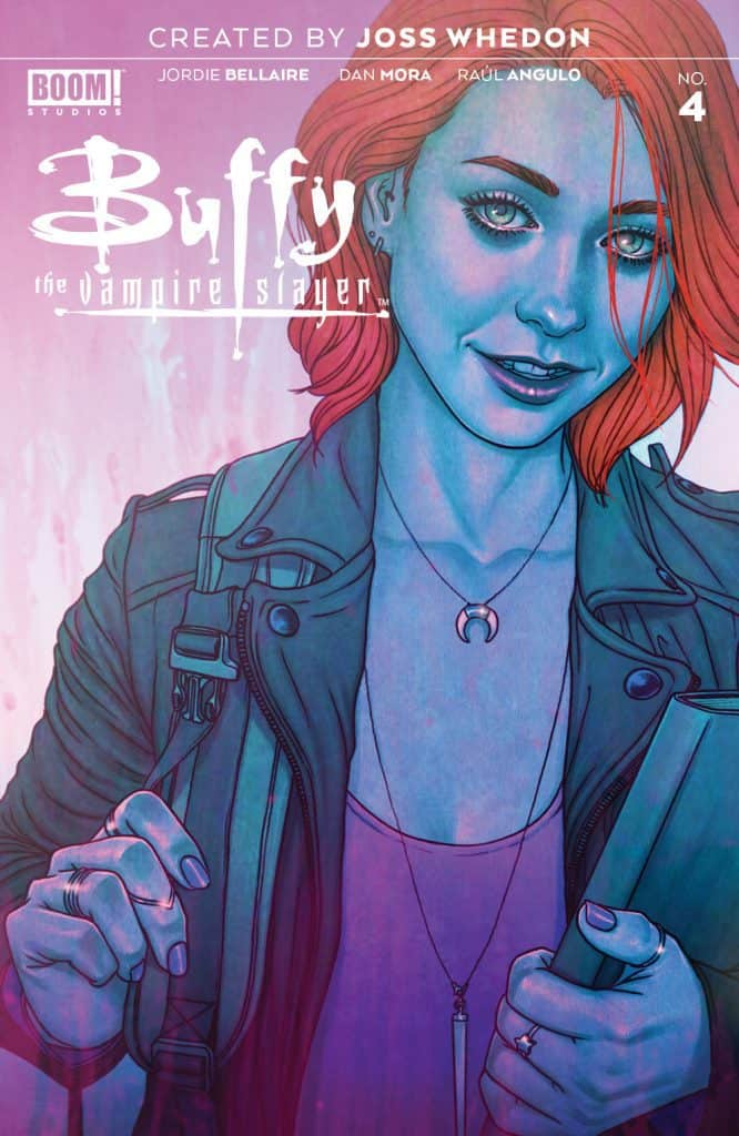 Buffy The Vampire Slayer #4 - Incentive Cover E
