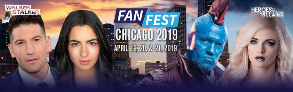 Fan Fest Chicago header