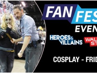 Fan Fest Cosplay Friday feature