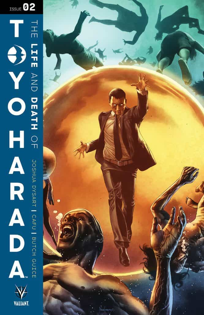 THE LIFE AND DEATH OF TOYO HARADA #2 - Cover A