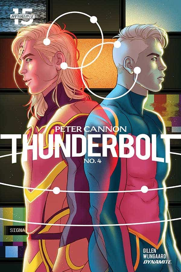 PETER CANNON: THUNDERBOLT #4 - Cover B