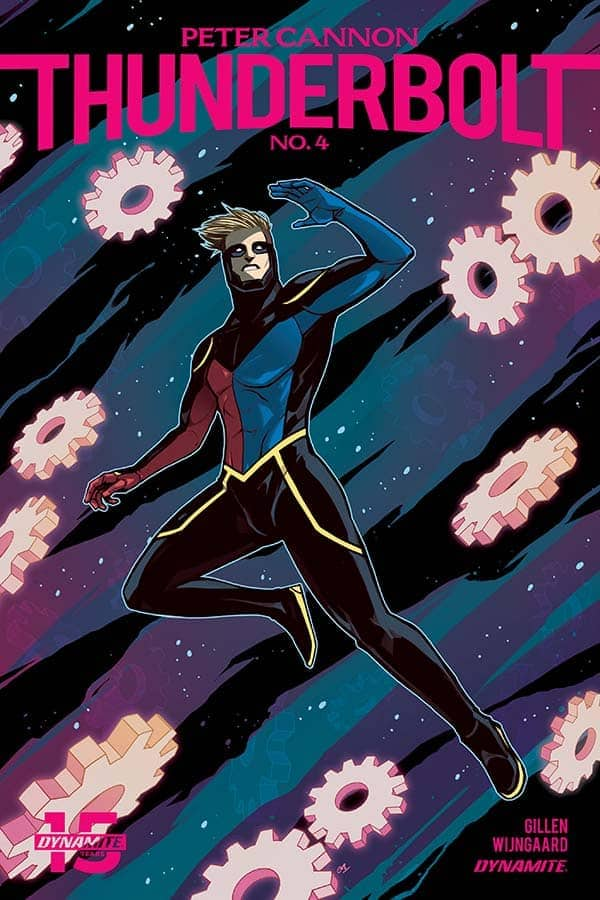 PETER CANNON: THUNDERBOLT #4 - Cover C