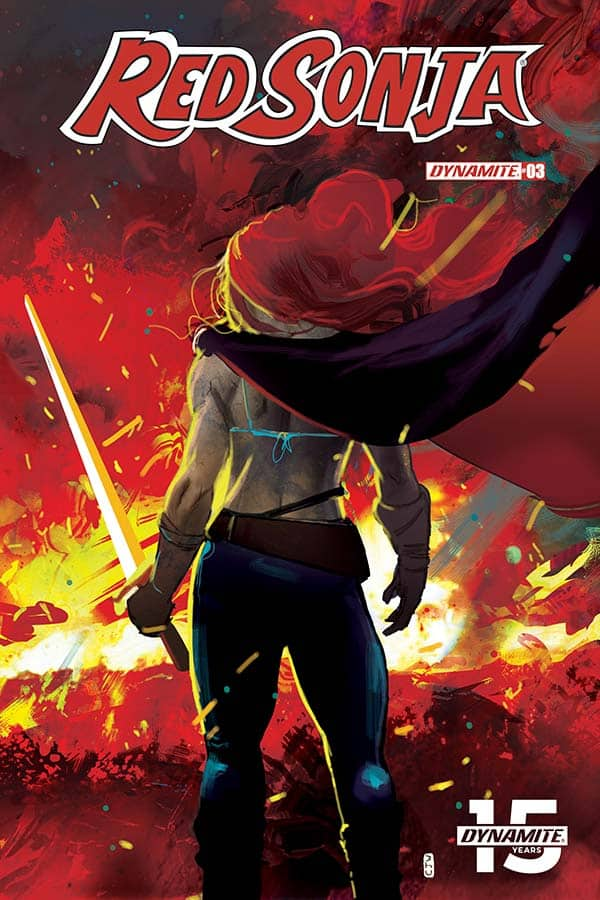 Red Sonja (Vol.5) #3 - Cover C