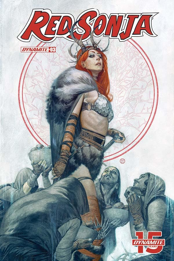 Red Sonja (Vol.5) #3 - Cover D