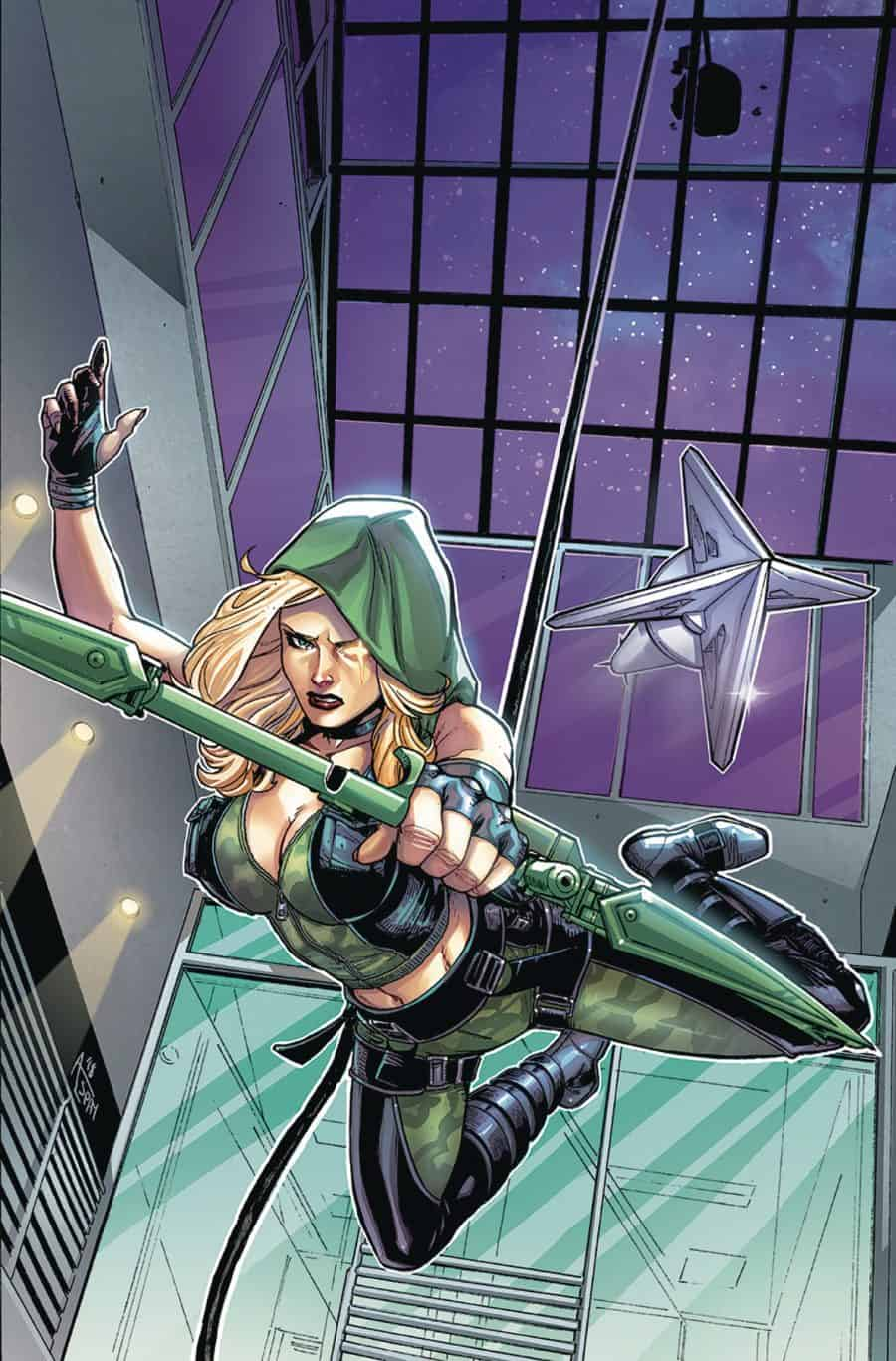Robyn Hood Outlaw #3 - Cover D