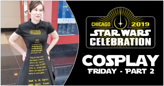 SW Celebration Cosplay Friday Part 2 feature