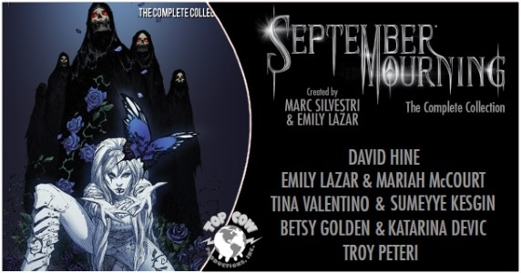 September Mourning TPB preview feature