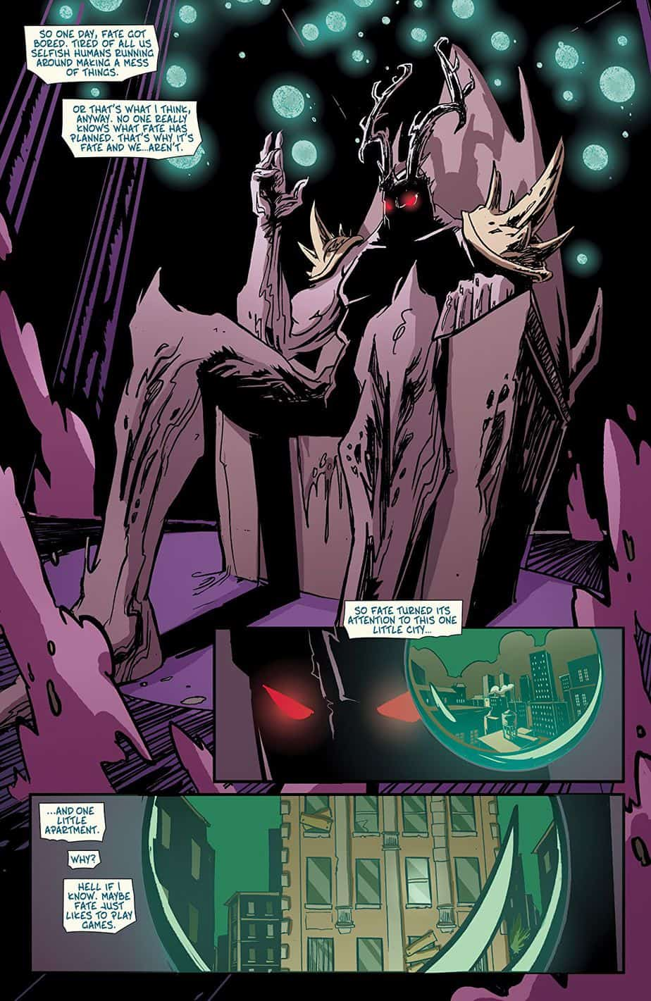 September Mourning TPB – preview page 4
