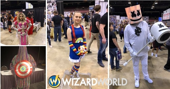 Wizard World St. Louis 2019 feature