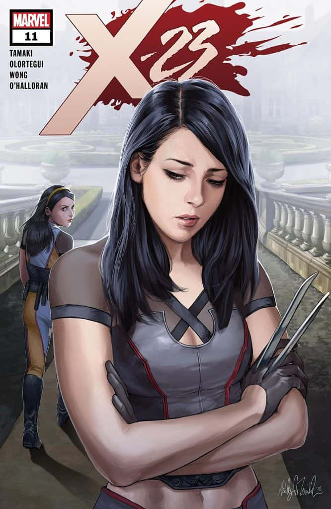 X-23 #11 - Main Cover