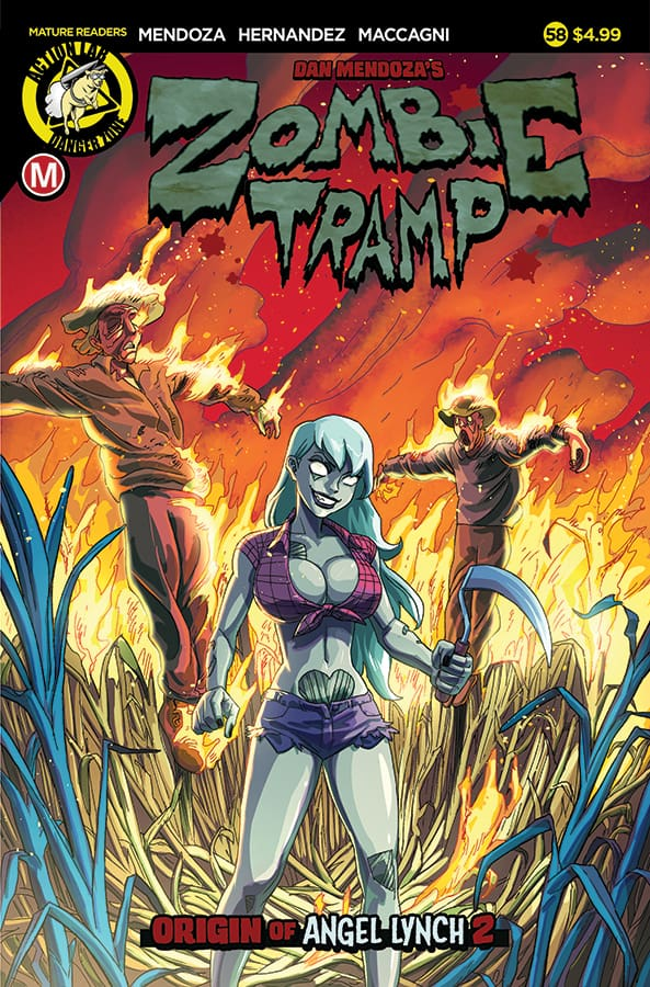 Zombie Tramp #58 - Cover A Young