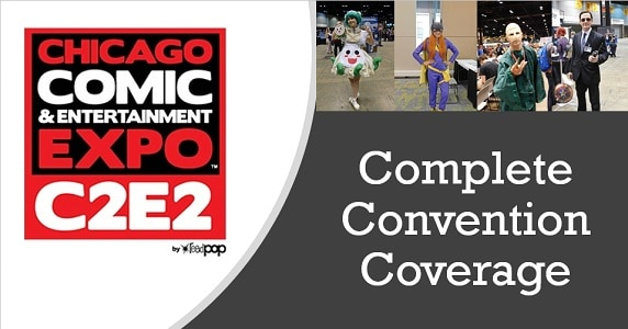 C2E2 complete convention coverage