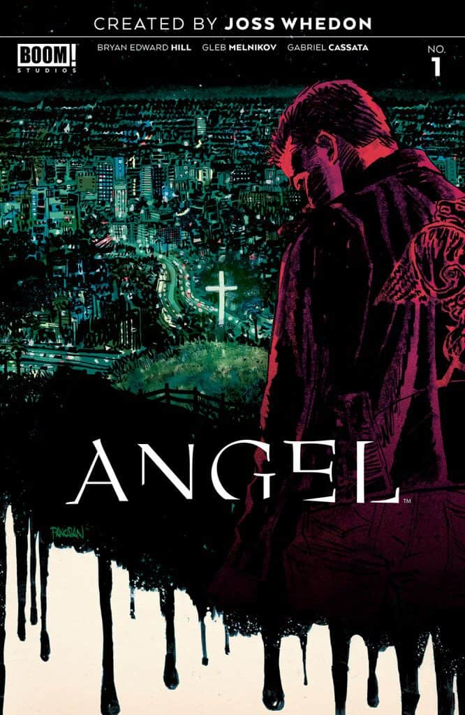 Angel #1 - Main Cover