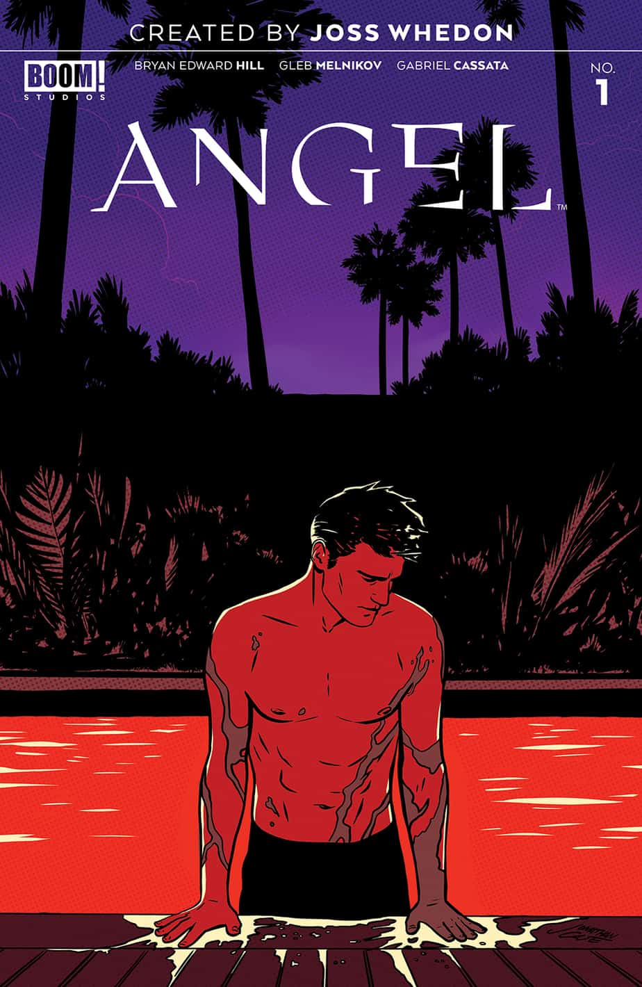 Angel #1 - 1:20 Incentive Cover