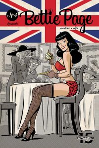 Bettie Page (2018) #4 - Cover B
