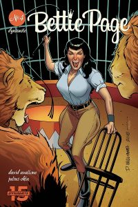 Bettie Page (2018) #4 - Cover C
