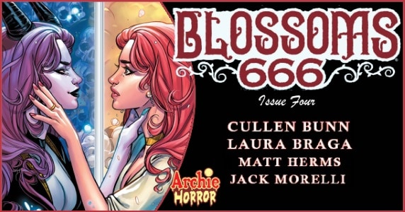Blossoms 666 #4 preview feature