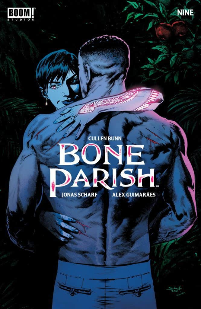 BONE PARISH #9 - Main Cover