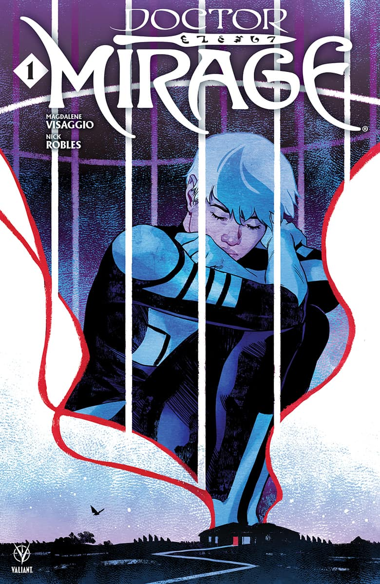 Doctor Mirage #1 - Cover C