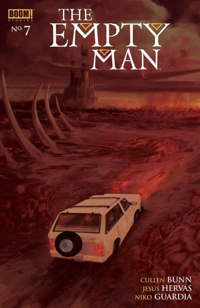 The Empty Man #7 - Main Cover
