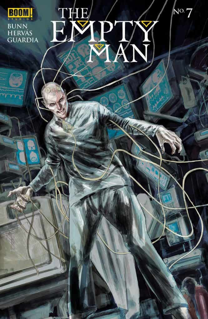 The Empty Man #7 - Preorder Cover