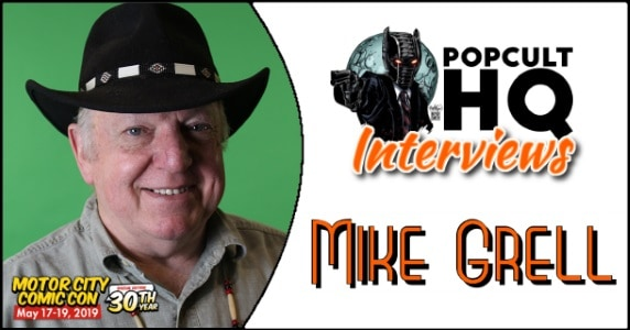 Mike Grell Interview feature