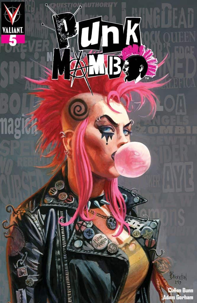 Punk Mambo #5 - Cover A
