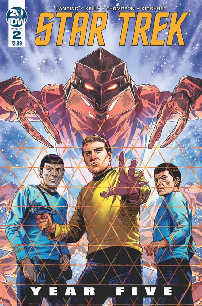 Star Trek: Year Five #2 - Cover A