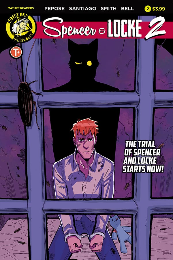 Spencer & Locke 2 #2 Cover A (Jorge Santiago Jr Main)