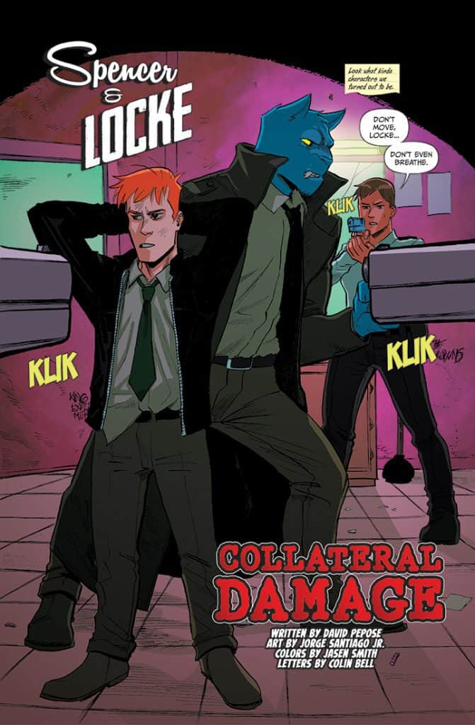Spencer & Locke 2 #2 Page 5