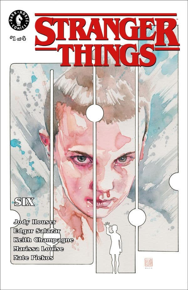 Stranger Things - Six #1 Variant Cover by David Mack
