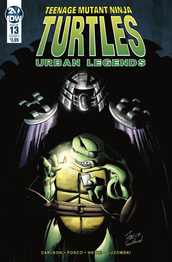 TMNT: Urban Legends #13 - Cover A