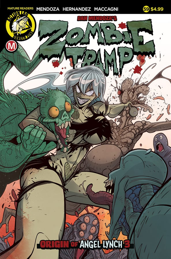 Zombie Tramp #59 Cover A